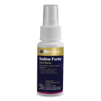 Bioceuticals Iodine Forte 50mL (spray)