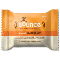 Bounce Balls Almond Protein Hit  x 40