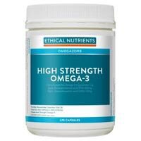 Ethical Nutrients Hi-Strength Fish Oil - 220 Caps