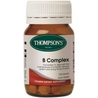 Thompson's B Complex 100 Tablets