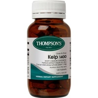 Thompson's Kelp 1400mg 120 Tablets