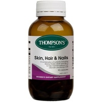 Thompson's Skin; Hair & Nails 90 Capsules