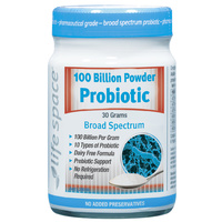 Life Space 100 Billion Powder Probiotic 30g