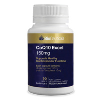 BioCeuticals CoQ10 Excel 150mg 90 softgels