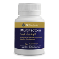 BioCeuticals MultiFactors For Juniors 60 tablets