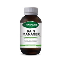 Thompson's Pain Manager 60 Tablets