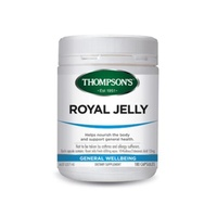 Thompson's Royal Jelly 180 Capsules