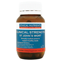 Ethical Nutrients Clinical Strength St John's Wort - 60 Capsules