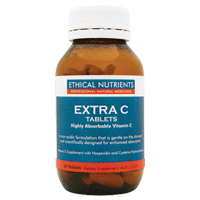 Ethical Nutrients Extra C Tablets - 60 Tablets
