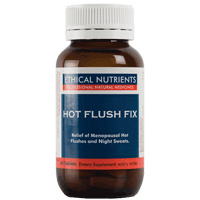 Ethical Nutrients Hot Flush Fix - 60 Tablets