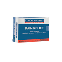 Ethical Nutrients Pain Relief - 30 Capsules (VegeCaps)