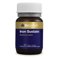 BioCeuticals Iron Sustain 30 tablets