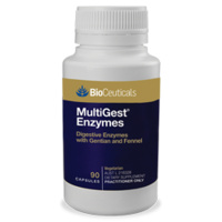 BioCeuticals MultiGest Enzymes 180 capsules