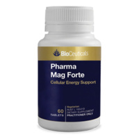 BioCeuticals Pharma Mag Forte 120 tablets
