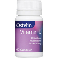 Ostelin Vitamin D 130 Caps