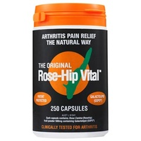 Rose-Hip Vital Caps 250 x 6 bottles ROSEHIP