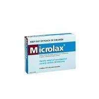Microlax Enemas 5mL 12 pack