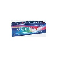 Vectavir Cold Sore Cream Tube 2g