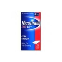 NICOTINELL GUM FRUIT 2MG 24
