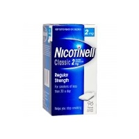 NICOTINELL GUM CLASSIC 4MG 96