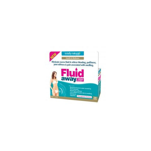 Fluid Away 60 Tablets Totally Natural Products