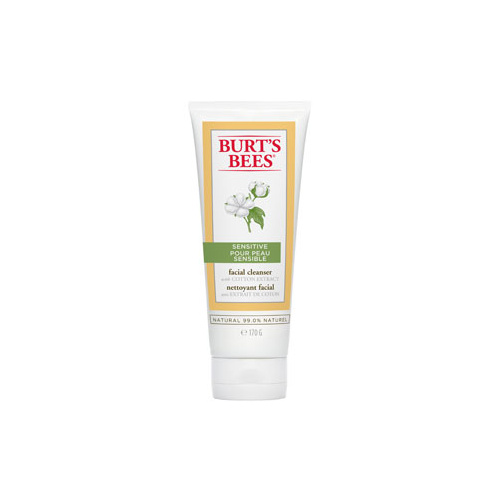 Burts Bee Sensitive Facial Cleanser