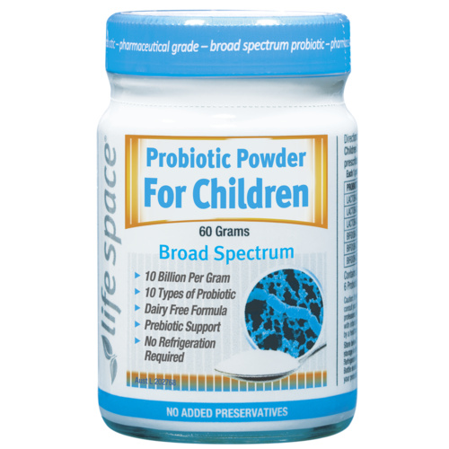 Life Space Childrens Probiotic Powder 60g