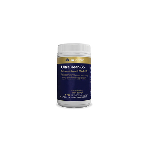 Bioceuticals UltraClean 85 120 soft capsules