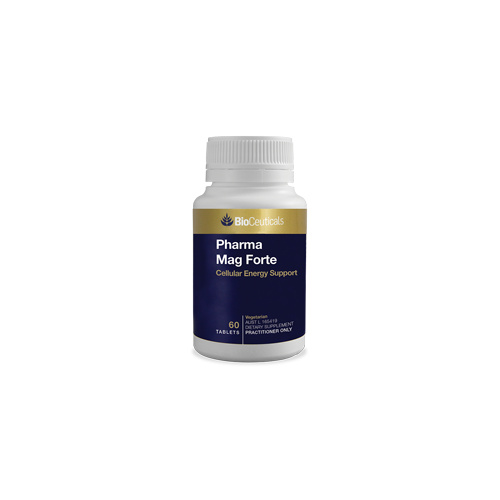 BioCeuticals Pharma Mag Forte 60 tablets
